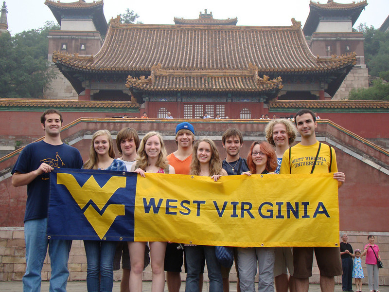 ORIGINAL: WVU students in the WVNano IRES program will remember the summer of 2010 for challenging nanoscience research, amazing cultural experiences, and new friendships. They spent two months at China's Jilin University where they worked on research projects and immersed themselves in Chinese culture.