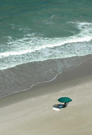 Beach in Melbourne, FL 2009