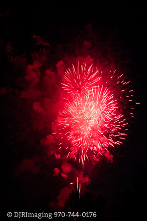 Loveland 4th of July - Fireworks