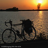Bicycle at Sunrise