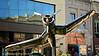 F4U Chrome Corsair <br /> by Robert Henderson<br /> Loveland TAAP 3-D, 2015 Sculptures