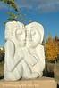 Chapungu White Sculptures