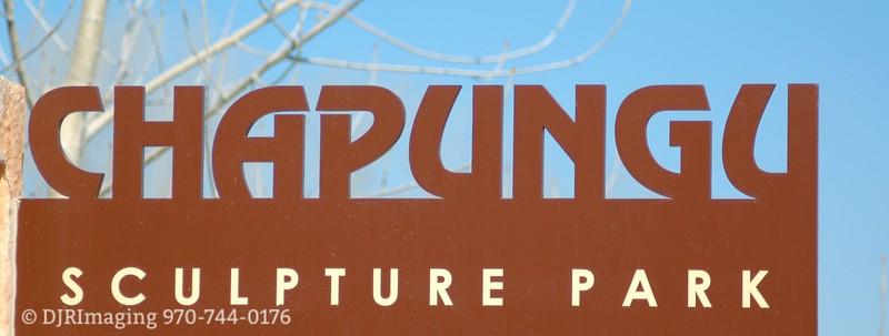 Adjacent to Centerra Shopping Center, Chapungu sculpture park is a big addition to Loveland's outdoor sculpture arts offerings.