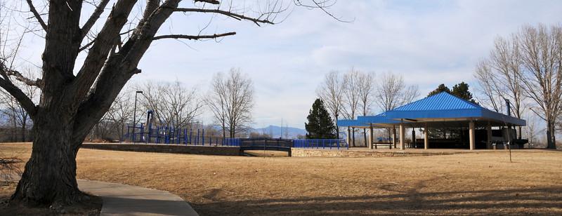 Tranquil Park at Boyd Lake