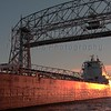 <strong>Sam Laud Ship at Sunset</strong> Canal Park - Duluth, MN