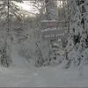 Snowmobile trails in Northern Minnesota