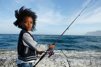 With a growing network of marine protected areas, a new generation of South Africans like nine-year-old Laila Ntlantlu will hopefully see a return of the country's iconic reef fishes to healthy numbers.