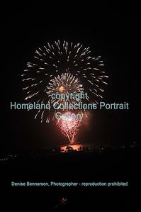 July 4th Fireworks St Croix VI
