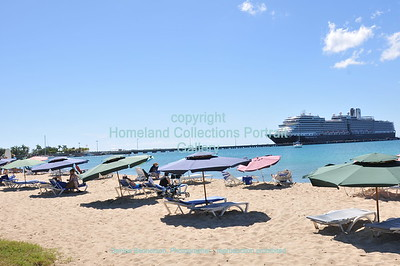 Frederiksted Cruise Ship