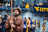The West Virgininia Mountaineers take on the Oklahoma State University Cowboys October 28th, 2017.  Photo Brian Persinger