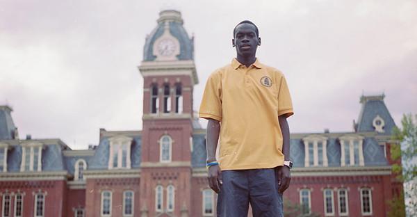 BUCKET - Amadou Toure, Meet the Graduates feature photo