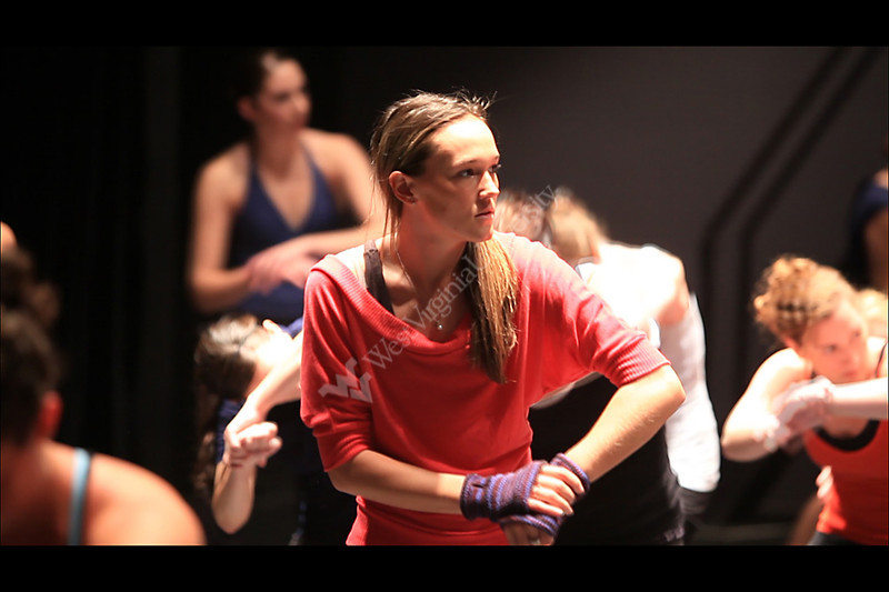 ORIGINAL - Still from dance master class video (Mark Brown)