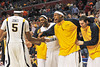 ORIGINAL - March 2010 - After a 68-59 victory over Missouri, the sixth-rated Mountaineers are making their fourth trip to the Sweet 16 in the last six years.