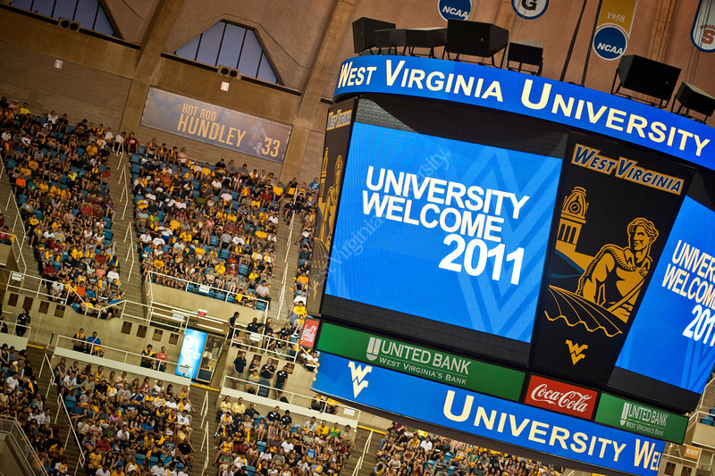ORIGINAL - University Welcome 2011