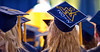 BUCKET - 2012 Commencement mortarboard, original = 28324S 0354xx