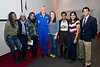 ORIGINAL - Alumnus Captain Jon McBride with McNair Scholars