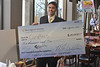 27527a0139 - Law student Grant Bayerle, one of two grand prize winners in the Statewide Business Plan Competition