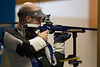 MUNICH - AUGUST 04: 5th placed Niccolo CAMPRIANI of Italy competes in the 50m Rifle 3 Positions Men Final at the Munich Olympic Shooting Range during Day 5 of the 50th ISSF World Shooting Championship on AUGUST 04, 2010 in Munich, Germany. (Photo by Wolfgang Schreiber)<br /> <br /> BUCKET TEXT: With his first place finish in 10M men's air rifle at the International  Shooting Sport Federation World Championship in Munich, Germany, WVU's  Nicco Campriani became the first qualified athlete among all sport  events for the London 2012 Summer Olympic Games. Photo: WVU Sports  Communications