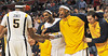BUCKET - March 2010 - After a 68-59 victory over Missouri, the sixth-rated Mountaineers are making their fourth trip to the Sweet 16 in the last six years.