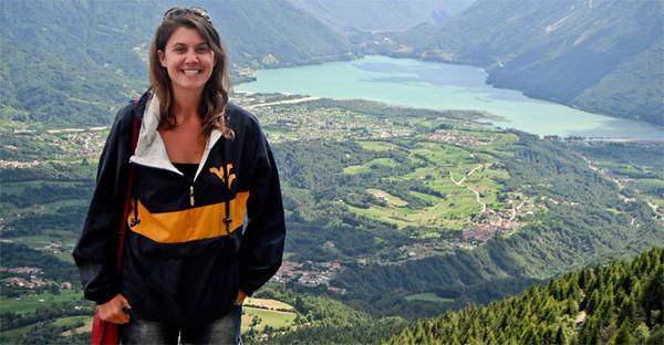 BUCKET - Danielle Capano, Fulbright Scholar