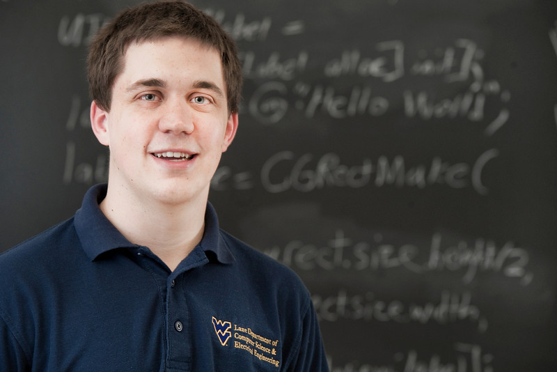 26849a0022xx - ORIGINAL - Jared Crawford is a perfect example of what is achievable at WVU. Visit the new iJared website to hear WVU's 20th Truman Scholar describe his college experience—from entrepreneurial success to community outreach—and how the University supported his efforts to have a positive impact on the world.