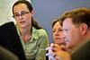 ORIGINAL - Dr. Maura McLaughlin, physics professor, at Greenbank