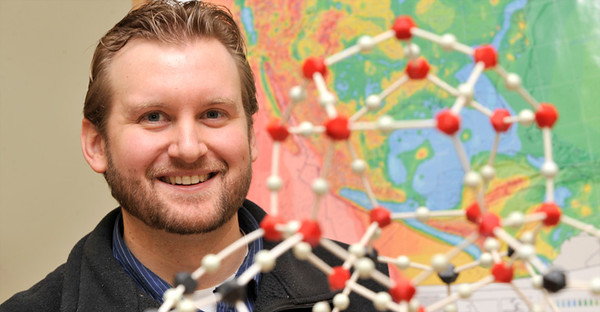BUCKET - Dr. Brian Anderson's research could change the landscape of energy usage. By exploring West Virginia's geothermal energy potential, Anderson wants to make geothermal a viable alternative energy option anywhere.