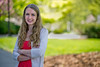 BUCKET - April 18, 2012 - Goldwater Scholar Jessica Carr, chemistry and mathematics major
