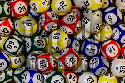 20191208 Bingo Balls