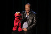 Kevin Clash, the master puppeteer behind Elmo, visits WVU to present the annual Dan and Betsy Brown Lecture at the Met Theater. 4/15/2011 Photo by Scott Lituchy/WVU