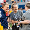 Many laughs were shared at Monday Night Lights on Aug. 19, 2019. Photo by Kallie Nealis.
