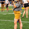 Morgan Goff snaps photos at Monday Night Lights on Aug. 19, 2019. Photo by Kallie Nealis.
