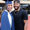 Former WVU men's basketball star Jevon Carter poses for a photo with a friend  on May 12, 2019. (Photo Chris Young)