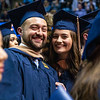 Spring 2019 graduates of the John Chambers College of Business and Economics on May 11, 2019. Photo by Kallie Nealis.