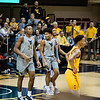 The Mountaineers defeated Iowa State 76-61 on February 5, 2020 at the Coliseum. Photo by Alex King.