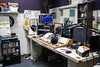 Photos of the U92 Studio and DJ's on February 20, 2020. Photo by Alex King