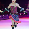 GREEN BAY, WI - MARCH 10:  Lady Pirate crew skater from Peter Pan on skates at the Disney on Ice Treasure Trove show at the Resch Center on March 10, 2012 in Green Bay, Wisconsin.
