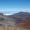 Volcanic Crater, Haleakala, Maui, Hawaii