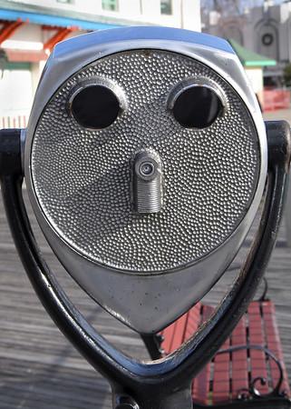 Playland binoculars