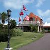 Grotto Bay Resort entrance