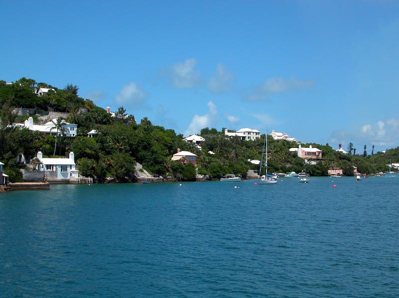 Hamilton Bermuda 1