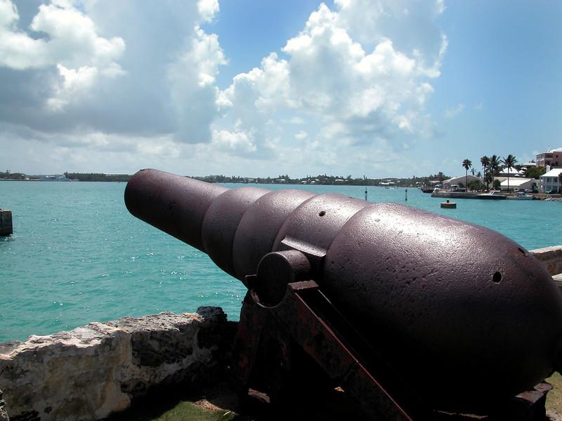 Cannon - St George's Bermuda