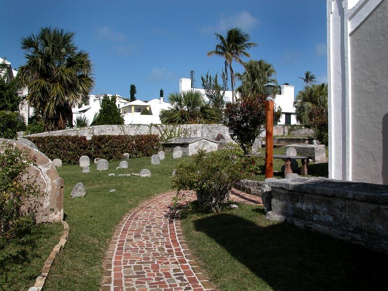 Cemetery St Peter's Church