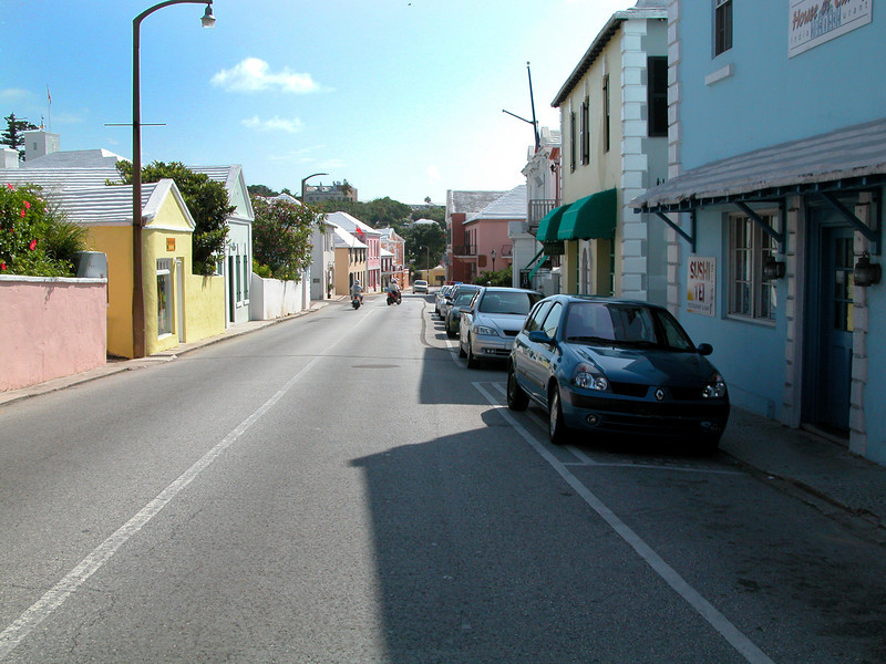 Duke of York Street - St George's Bermuda