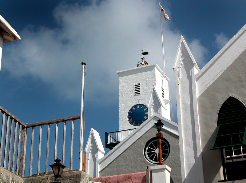 St Peter's Church, St George's, Bermuda