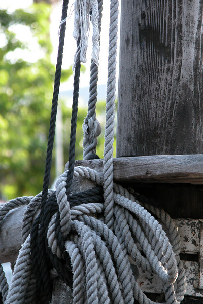 Ropes and Mast, Key West, FL