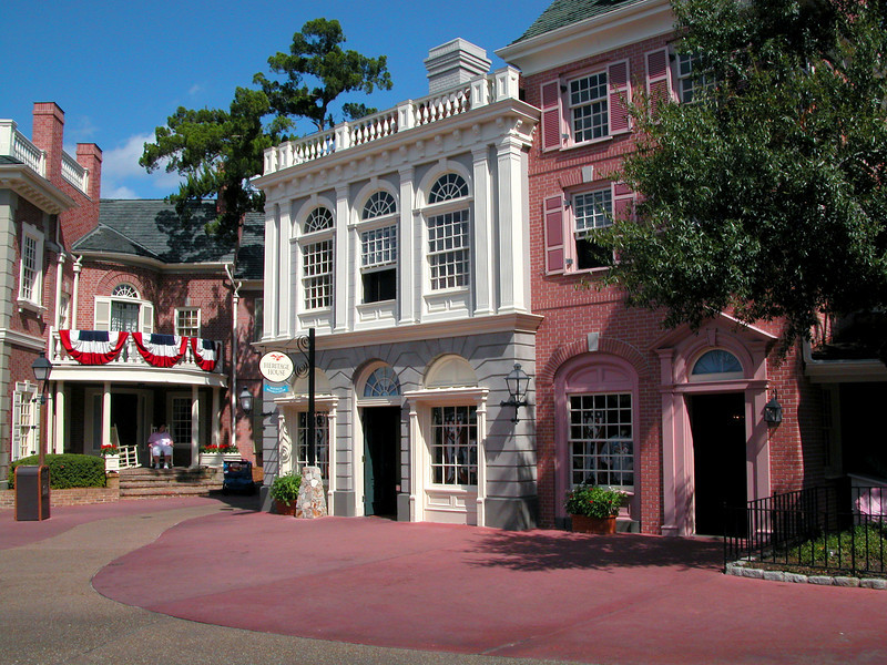 Liberty Square, Walt Disney World