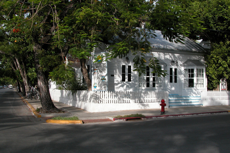 Pan Am Headquarters - Key West, FL