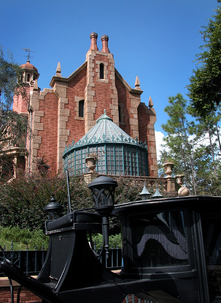 The Haunted Mansion - WDW