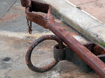 Portafino Bay Hotel anchors